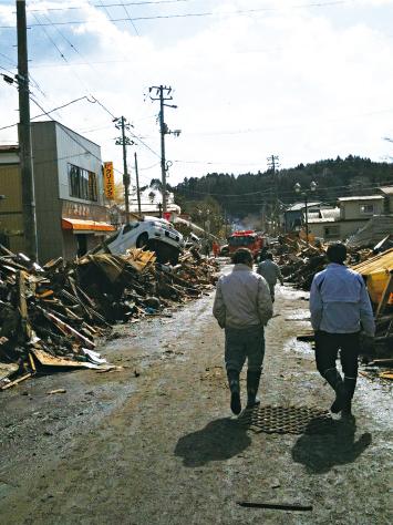 観測史上最大のM9.0を記録した巨大地震