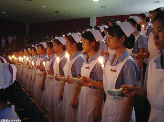 深刻化する看護師不足