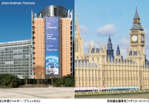 イギリス離脱で揺らぐEU(欧州連合)