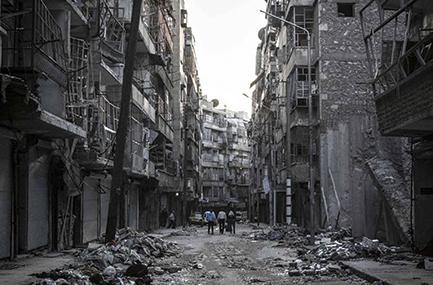 シリア内戦と難民問題を考える