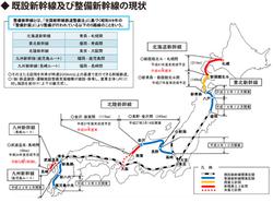 北海道新幹線(新青森~新函館北斗間)が開業
