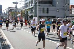 大きく変容する市民マラソン大会