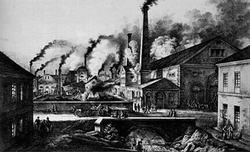 農業革命・産業革命と世界人口